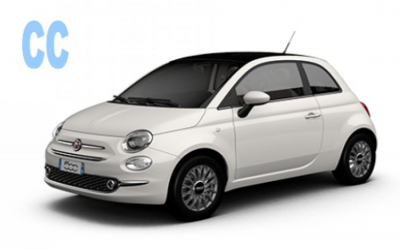 Authomar Rent a Car - Group CC: Fiat 500 or similar