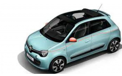 Authomar Rent a Car - Group J: Renault Twingo toit ouvert