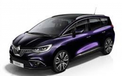 Authomar Rent a Car - Group H: Renault Gran Scenic, Dacia Lodgy or similar (5+2)